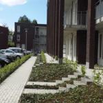 Bestrating Nieuwbouw complex Maastricht